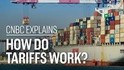How do tariffs work? | CNBC Explains