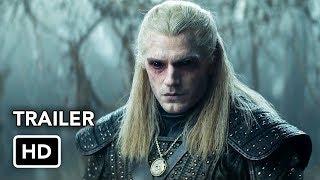 The Witcher Trailer (HD) Henry Cavill Netflix series