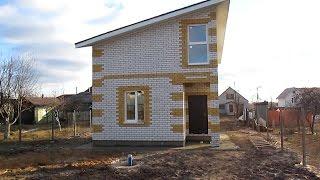 Домик 6х6 два уровня(электромонтаж)