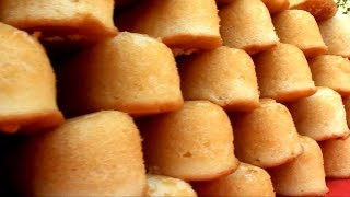 120 Twinkies Eaten in 6 Minutes - (World Twinkie Eating Championship)