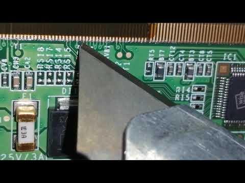 Samsung LE32E420E2W Double Image PANEL32AP11S4LV1.1 OK 100%