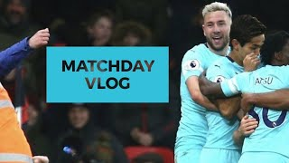 Bournemouth 2-2 Newcastle   Matchday Vlog Live from the Vitality Stadium