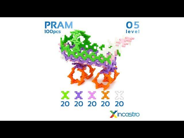 INCASTRO | Level 5 | Pram
