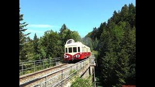 Les trains spéciaux pour les 150 ans de la ligne du Lioran