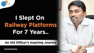 IAS Ronald Rose | The BIGGEST Myths Behind UPSC CSE Preparation Busted | Josh Talks 2018