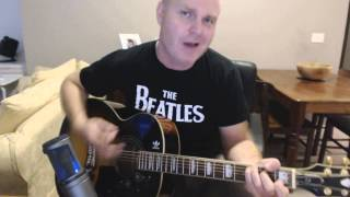 ♪♫ The Beatles - No Reply (cover)