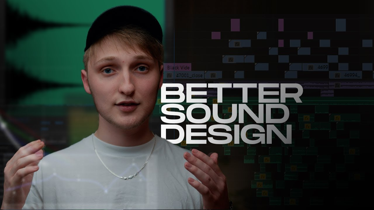SUPERCHARGE your SOUND DESIGN - The ULTIMATE guide to sound design!