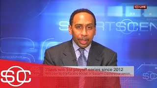 Stephen A. explains why the 76ers are the team to beat in the East | SportsCenter | ESPN