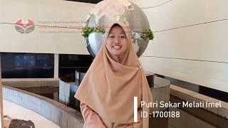 #30MinutesPowerNapNoon by Putri Sekar Melati_International Program on Science Education UPI 2017