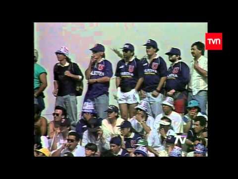 Universidad de Chile campéon 1994 - Nota partido final
