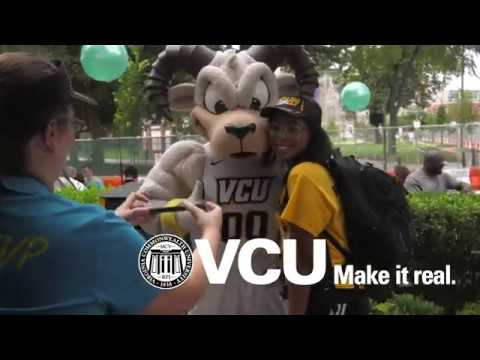 VCU Move-In Day 2018