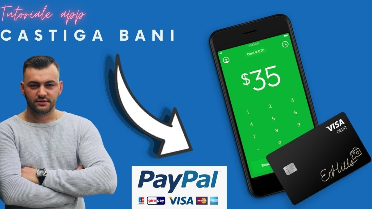 câștiga bani ușor app cash