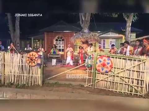 TEZPURIYA THESPIYAN | Bihu performance | Assamese Culture Part1