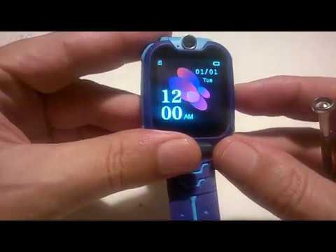 S11 Smart Watch For Kids Children
