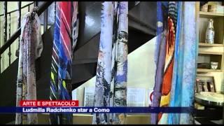 Etg - Ludmilla Radchenko e Matteo Viviani star in città