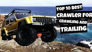 Top 10 Best Rc Crawler for crawling and trailing