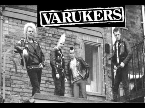 The Varukers - Thatchers Fortress