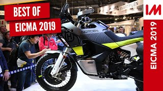 BEST of EICMA 2019