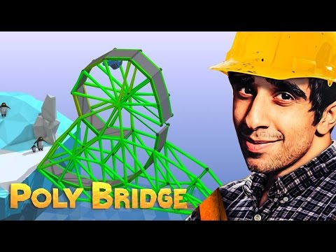 DUMBEST BRIDGE EVER - POLY BRIDGE