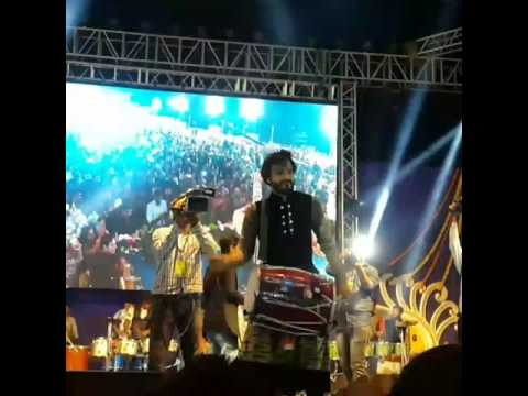 Netik nagda live performances ambe dham 2017