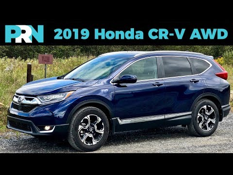 When Average is Good Enough   2019 Honda CR-V Touring Review