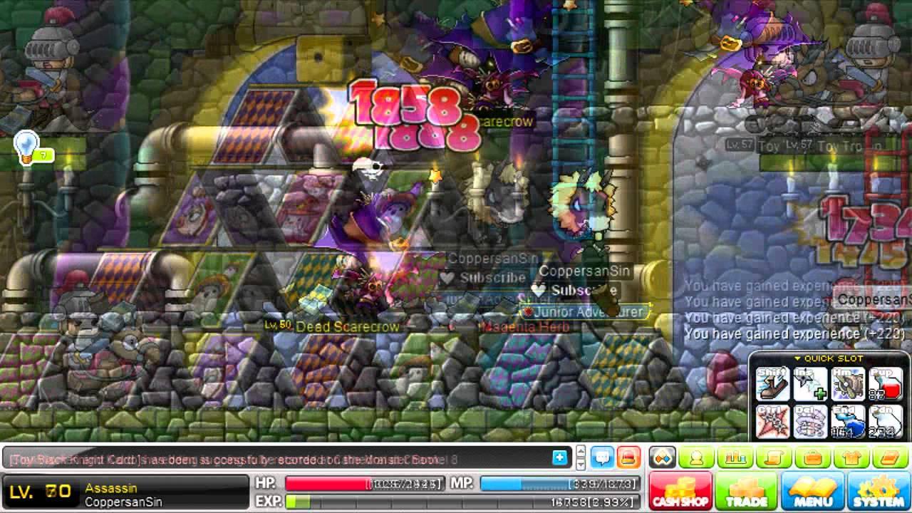 Assassin forums | official maplestory 2 website.
