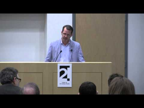 Ian Baucom - Postcolonial Method and Anthropocene Time