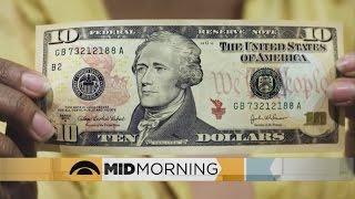 Alexander Hamilton To Remain On $10 Bill