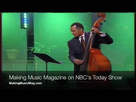 Making Music Magazine on the Today show
