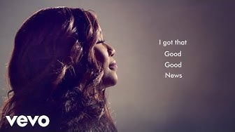 Mandisa - Good News (Lyric Video)