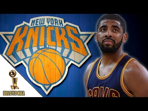Kyrie Irving Very Badly Wants Trade To New York Knicks!!!