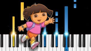 Theme Song - Wonder Pets - Piano Colors Competitors List