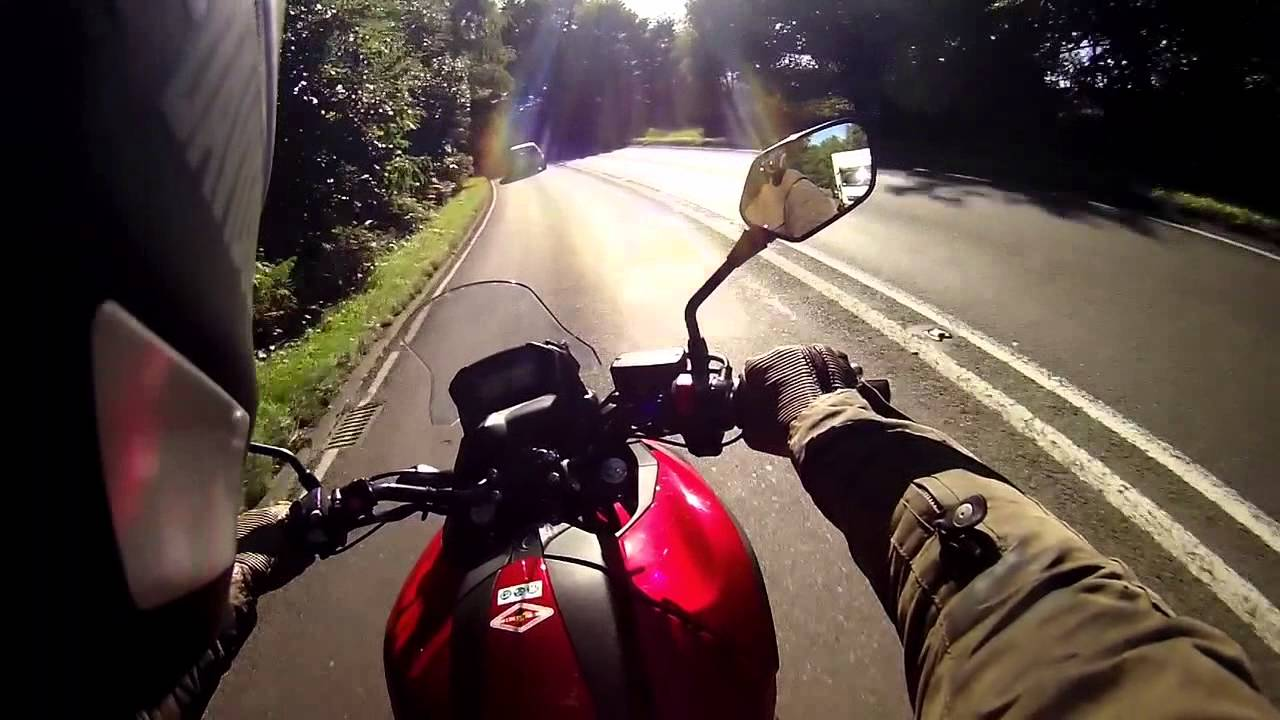What Have I Been Doing Honda Nc750x Maybe A Lust Racing Lowering