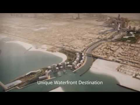 Dubai PRN water canal project 2017