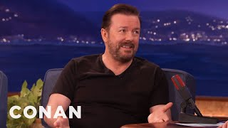 The Ricky Gervais Joke That