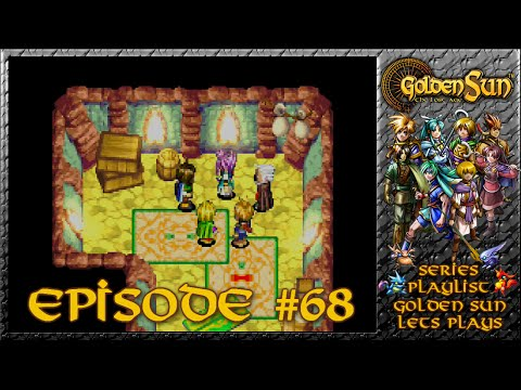 Golden Sun: The Lost Age - Trial Road Treasures, Gasp & Hamma - Episode 68