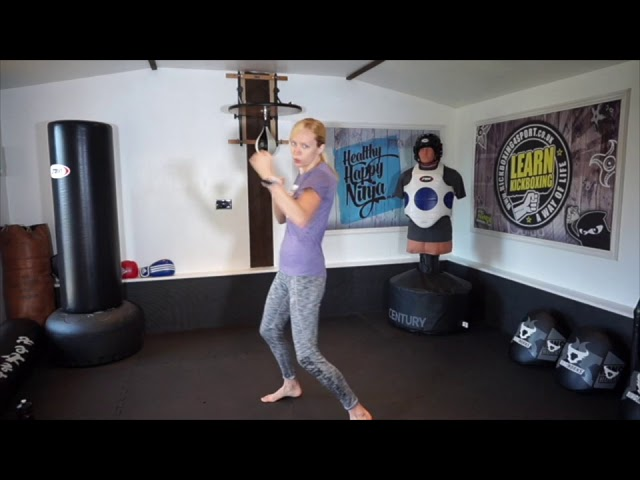 60 Day HIIT Kickboxing Workout