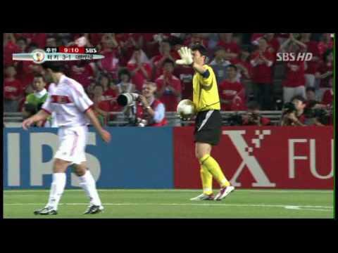 020629 FIFA 2002 World cup Korea vs Turkey 3rd place play off 2nd Half