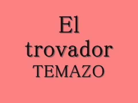 Manzanita - El Trovador