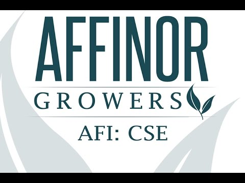 Affinor Growers automating the food production systems in Canada and the US