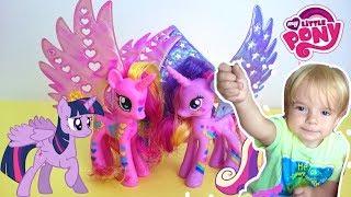 Colectia mea de Ponei Zburatori   My Little Pony MLP la Anabella Show