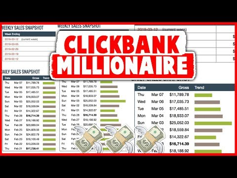 Make Money with Clickbank using Facebook Ads | #1 Clickbank Affiliate in the World