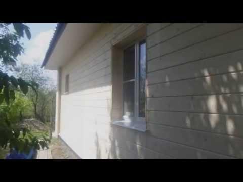 Отделка дома имитацией бруса (обзор)