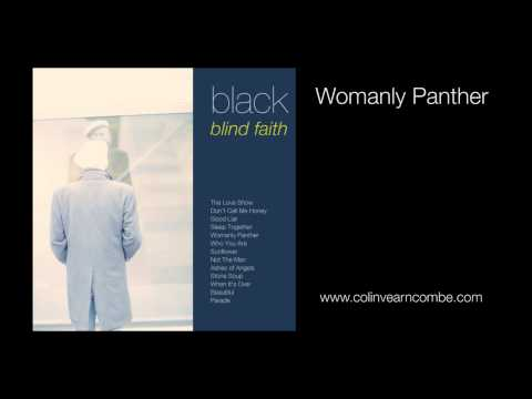 Black - Womanly Panther