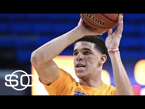 Lonzo Ball To Have Solo Workout With Los Angeles Lakers | SportsCenter | ESPN