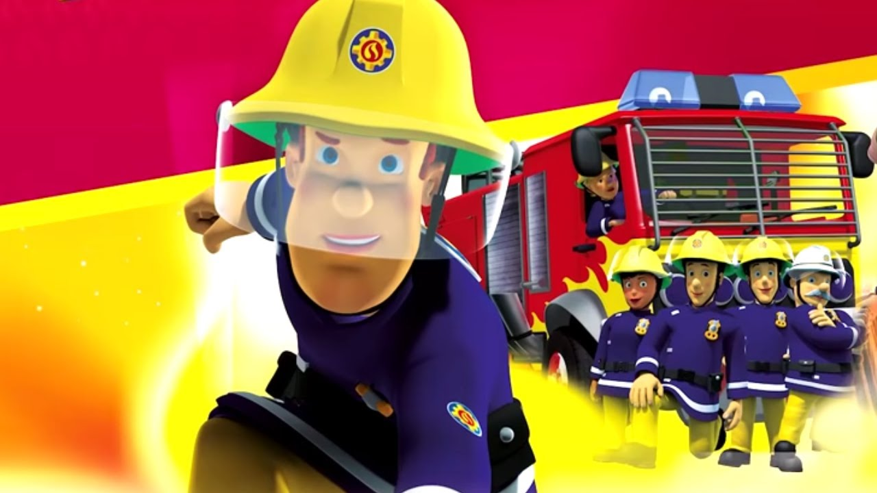 It's just a photo of Clever Fireman Sam Pic