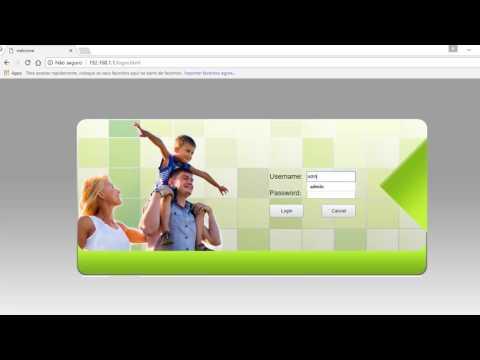 Como Habilitar portas LANs no FiberHome - YouTube