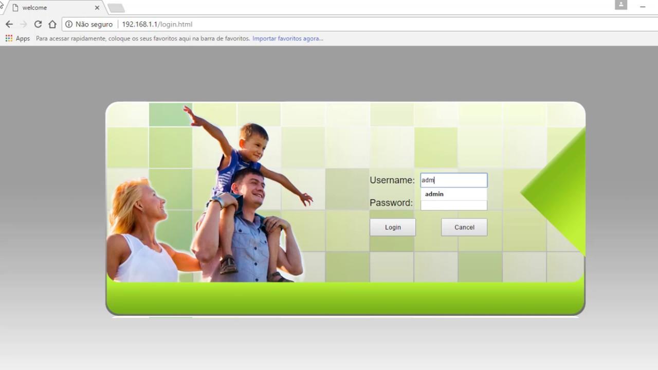 Como Habilitar portas LANs no FiberHome