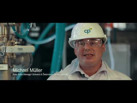 Siegfried AG & CP Pumpen AG –Eine über 50 jährige Erfolgsgeschichte