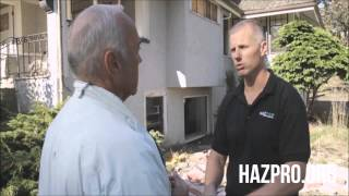 How to Remove Mould from my home? | Expert Advice | Hazpro Victoria BC